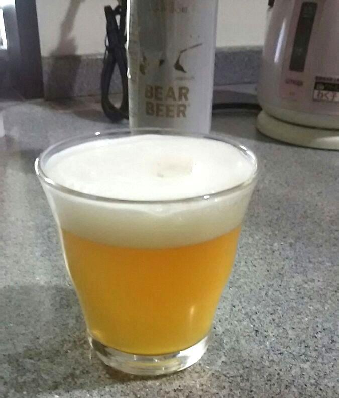 ベアービール(ウィート)