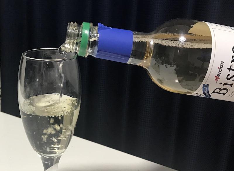 ビストロ白ワイン