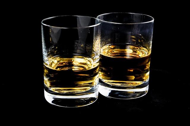 ウイスキーのアルコール度数
