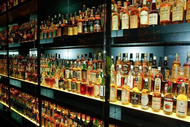 ウイスキーの保存方法