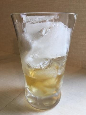 水割りの作り方2