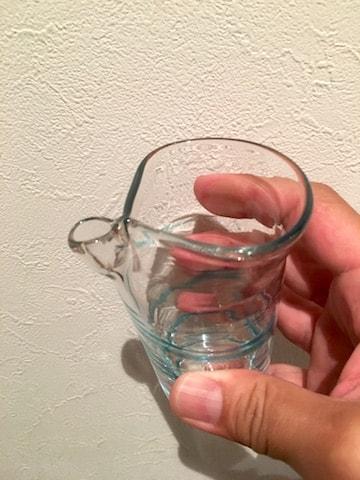 1合入るグラス