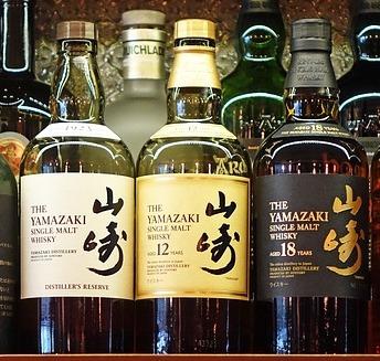 山崎の飲み方