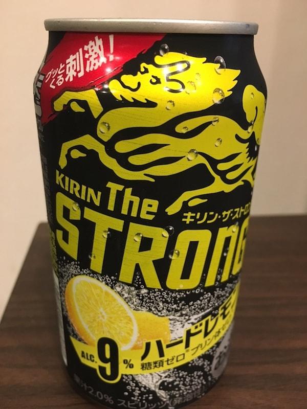 キリン・ザ・ストロング ハードレモン