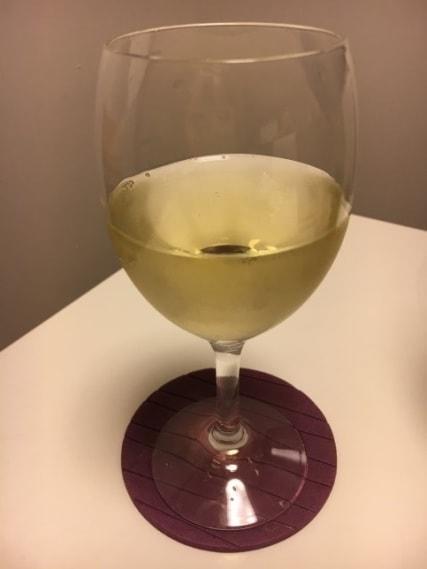 アルパカワイン白を飲んだ