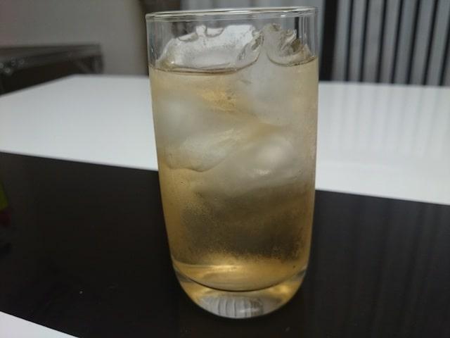 ごちそう梅酒の飲み方