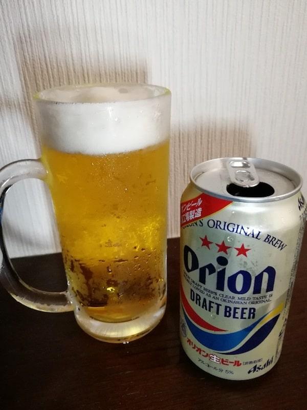 オリオンドラフトビール