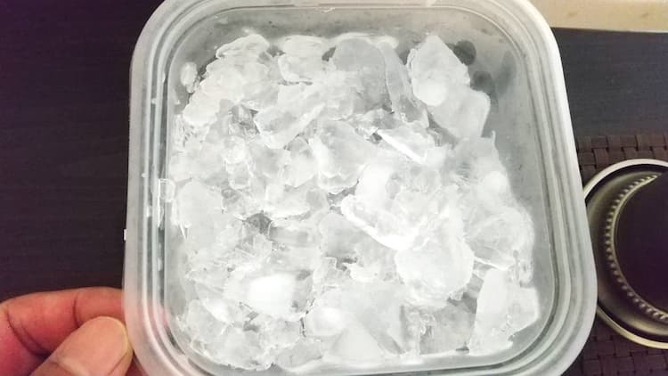 クラッシュドアイス